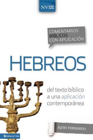 COMENTARIOS BIBLICOS CON APLICACION NVI – HEBREOS