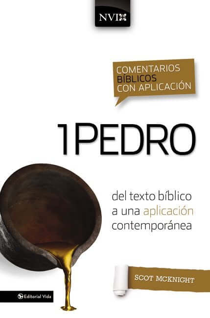 COMENTARIOS BIBLICOS CON APLICACION NVI - 1 PEDRO