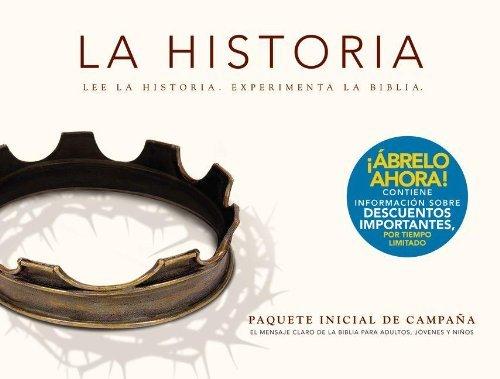 LA HISTORIA PACK / KIT (Paquete inicial de campaña)