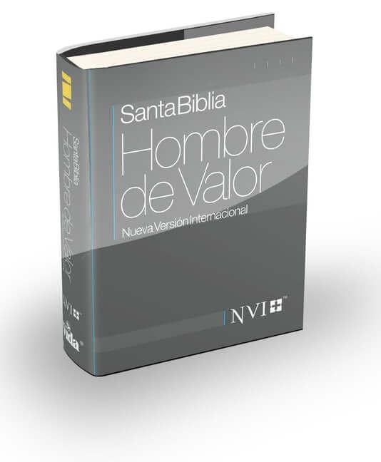 BIBLIA HOMBRE DE VALOR NVI