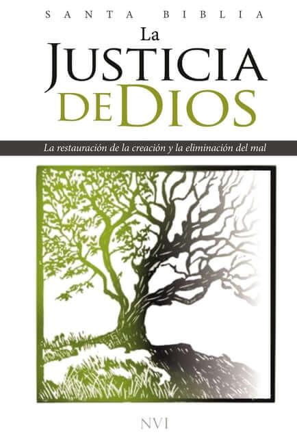 BIBLIA LA JUSTICIA DE DIOS NVI