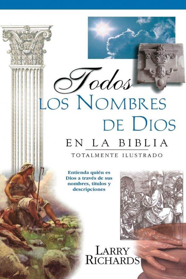 TODOS LOS NOMBRES DE DIOS EN LA BIBLIA - TOTALMENTE ILUSTRADO