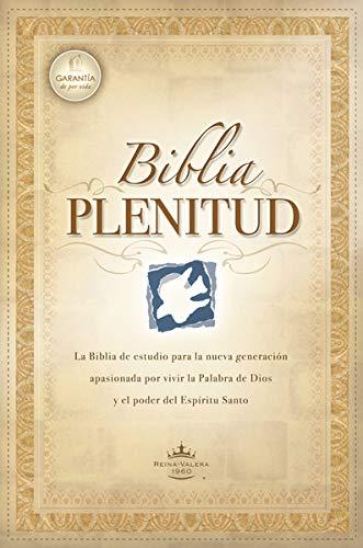 BIBLIA DE ESTUDIO PLENITUD - PIEL NEGRA