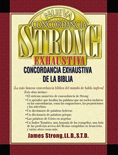 CONCORDANCIA EXHAUSTIVA STRONG