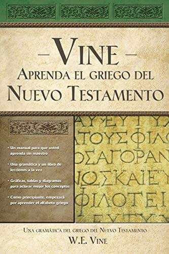 VINE - APRENDA EL GRIEGO DEL NUEVO TESTAMENTO