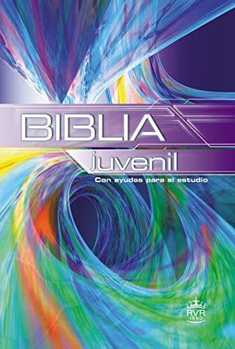 BIBLIA JUVENIL MULTICOLOR TAPA DURA