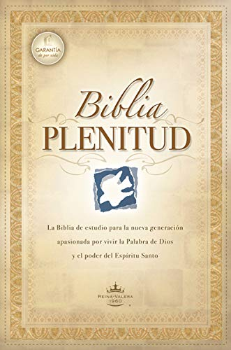 BIBLIA DE ESTUDIO PLENITUD RUSTICA RV60