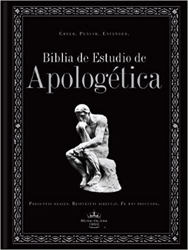 BIBLIA DE ESTUDIO DE APOLOGELICA