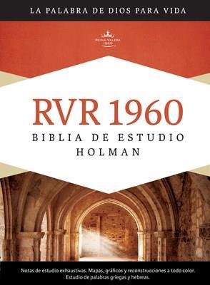 BIBLIA  DE ESTUDIO .HOLMAN RVR60 MULTICOLOR TD