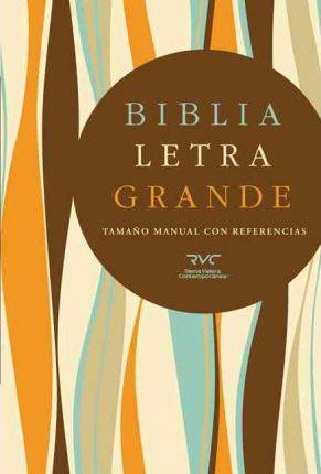 RVC Biblia Letra Grande Tamano Manual