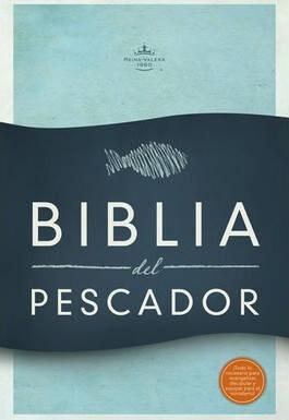 BIBLIA RVR 1960 DEL PESCADOR MULTICOLOR TAPA SUAVE
