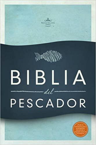 BIBLIA RVR 1960 DEL PESCADOR MULTICOLOR TD