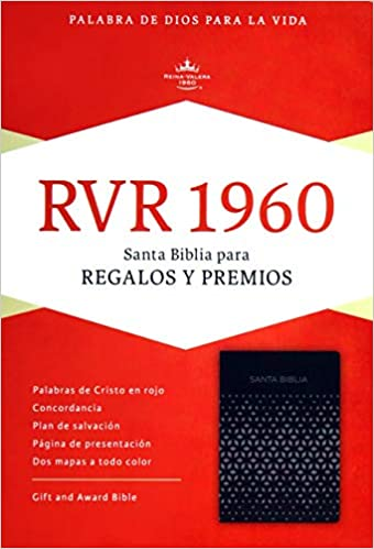 BIBLIA RVR1960 NEGRO/GRIS