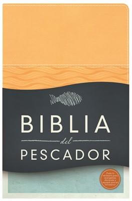 BIBLIA DEL PESCADOR /RVR1960/ DAMASCO/ SIMIL PIEL