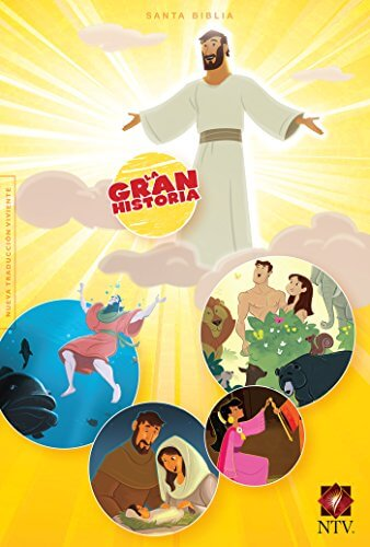 BIBLIA NTV LA GRAN HISTORIA