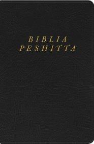 BIBLIA PESHITTA NEGRO