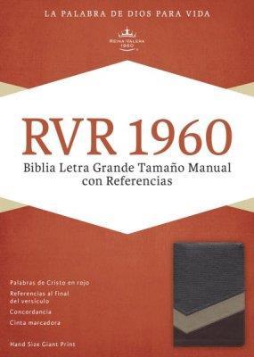 BIBLIA RVR1960 LG MAUAL C/REF