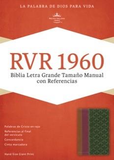 BIBLIA RVR1960 LG