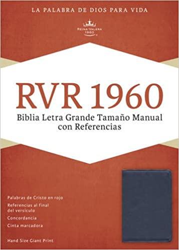 BIBLIA RVR1960 LG MANUAL