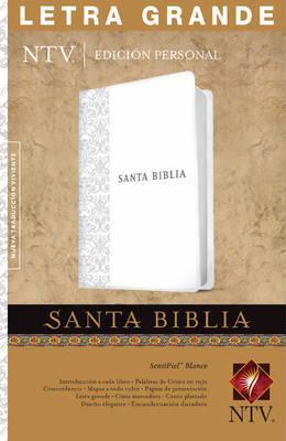 SANTA BIBLIA EDICION PERSONAL NTV LETRA GRANDE - BLANCO