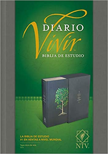 BIBLIA DE ESTUDIO DIARIO VIVIR NTV