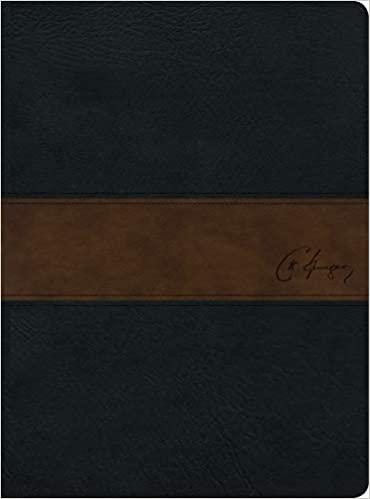 BIBLIA DE ESTUDIO SPURGEON RVR 1960
