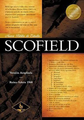BIBLIA DE ESTUDIO SCOFIELD RVR 1960 NEGRO