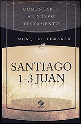 COMENTARIO AL NUEVO TESTAMENTO - SANTIAGO Y 1-3 JUAN