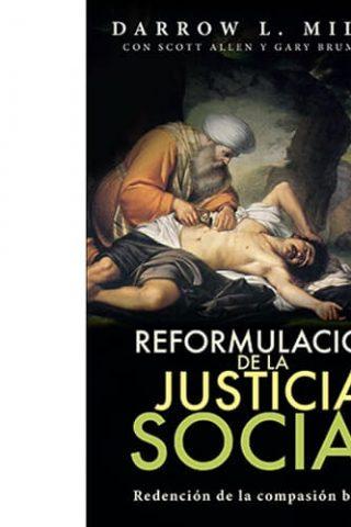 REFORMULACION DE LA JUSTICIA SOCIAL