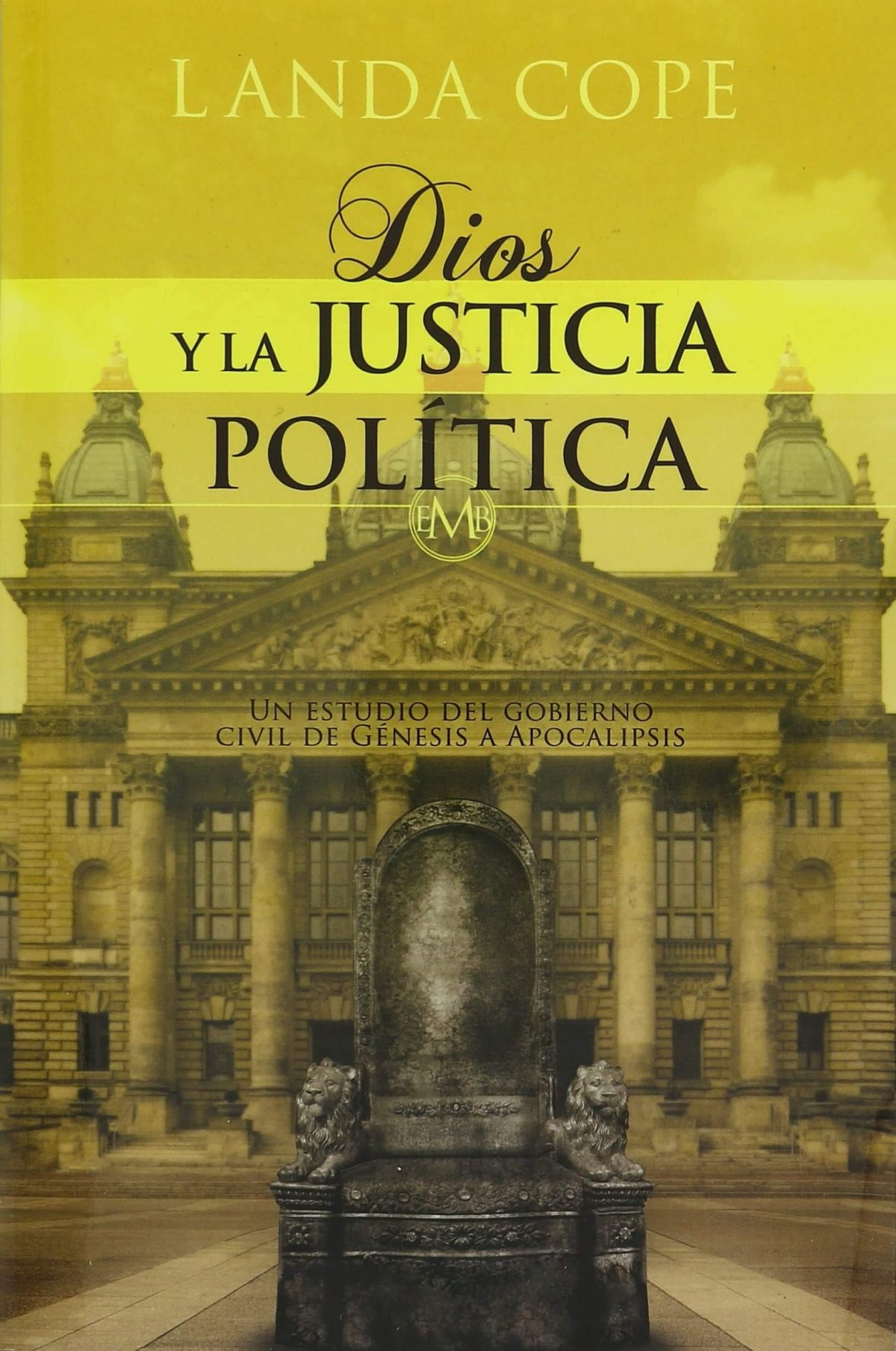 DIOS Y LA JUSTICIA POLITICA