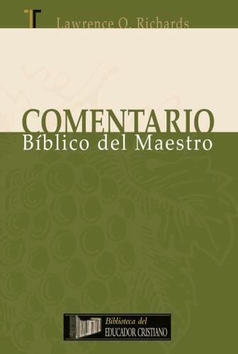 COMENTARIO BIBLICO DEL MAESTRO