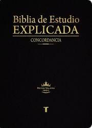 BIBLIA DE ESTUDIO EXPLICADA