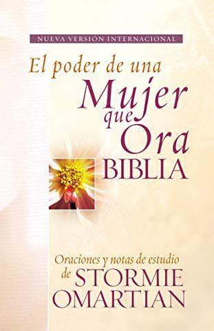 BIBLIA NVI PODER DE UNA MUJER