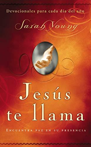 JESUS TE LLAMA - Devocionales para cada día del año (Tapa blanda)