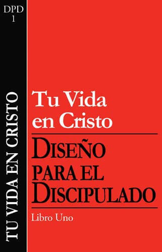 (DPD 3) CAMINANDO CON CRISTO. DISEÑO DEL DISCIPULADO - LIBRO 3