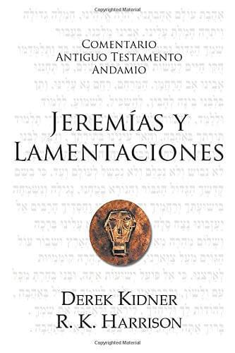 COMENTARIO ANTIGUO TESTAMENTO ANDAMIO - JEREMIAS Y LAMENTACIONES