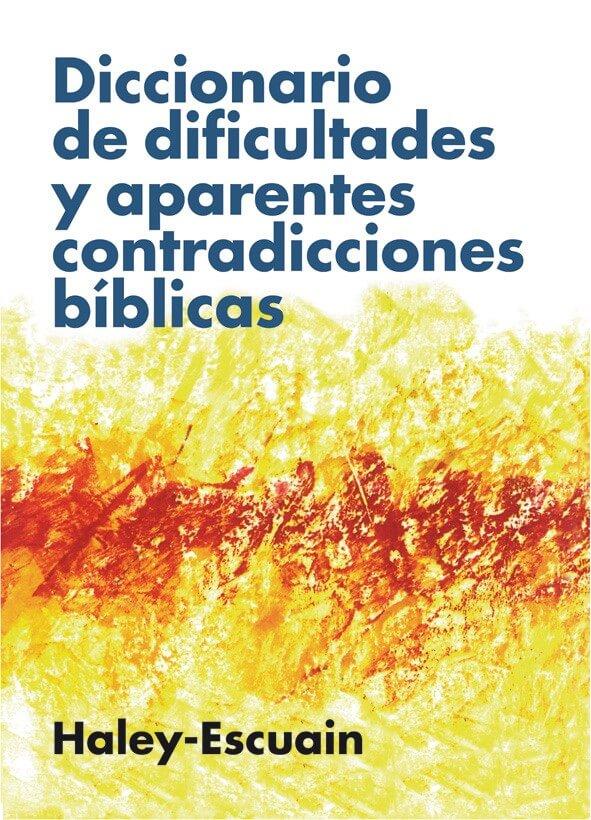 DICCIONARIO DE DIFICULTADES Y APARENTES CONTRADICIONES