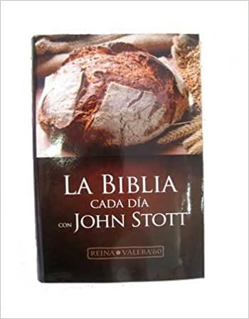 LA BIBLIA CADA DÍA CON JOHN STOTT - RV1960