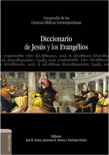 DICIONARIOS DE JESUS Y LOS EVANGELIOS