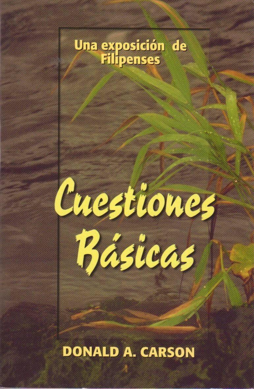 CUESTIONES BASICAS