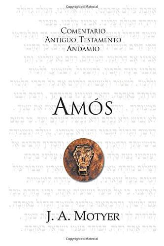 COMENTARIO ANTIGUO TESTAMENTO ANDAMIO - AMÓS