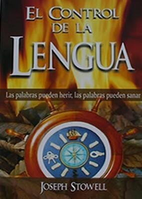 EL CONTROL DE LA LENGUA (BOLSILLO)