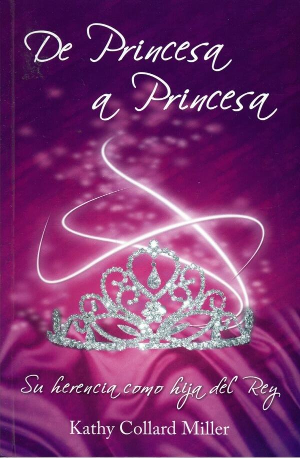 DE PRINCESA A PRINCESA (BOLSILLO)