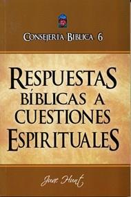 CONSEJERIA BIBLICA VOL06 RESPUESTAS BIBLICAS A CUESTIONES ESPIRITUALES
