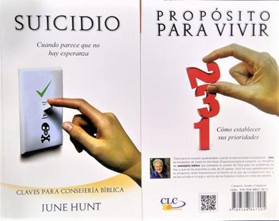 SUICIDIO Y PROPOSITO PARA VIVIR (2 EN UNO)