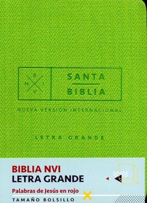 BIBLIA NVI - LETRA GRANDE
