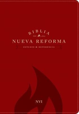 BIBLIA DE ESTUDIO NUEVA REFORMA NVI