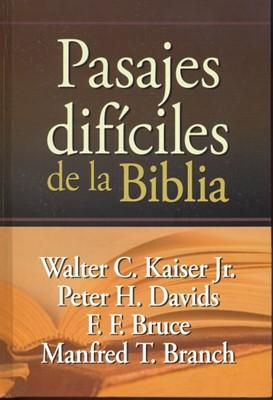 PASAJES DIFICILES DE LA BIBLIA
