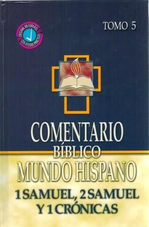 Comentario Bíblico Mundo Hispano -  1 Samuel