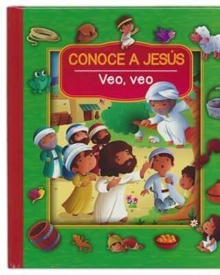 CONCOCE A JESUS